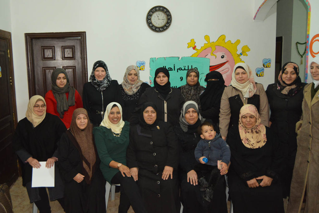 Some of the women are HOMS League Abroad